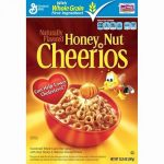 Honey Nut Cheerios or Lucky Charms Cereal $0.98 Each at Winn Dixie!