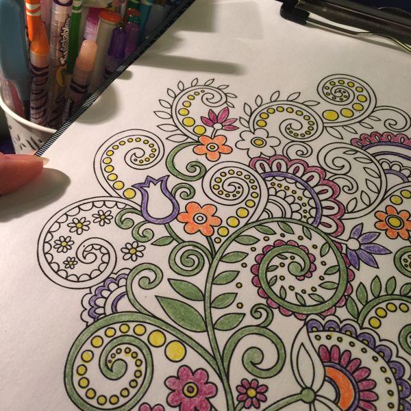 Kati's Coloring