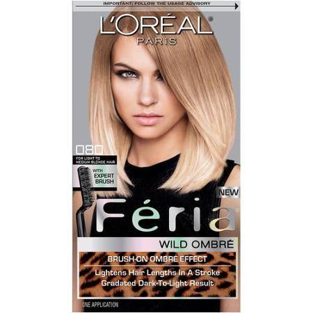 FREE L'Oreal Paris Feria Hair Color at Dollar Tree!