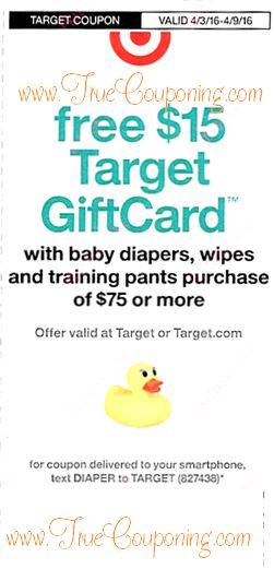Target Baby Q 4-3-16