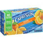 CapriSun Juice Boxes $1.63 Each @ Publix ~ Starts Thursday!