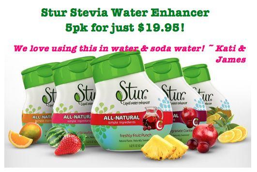 water enhancer