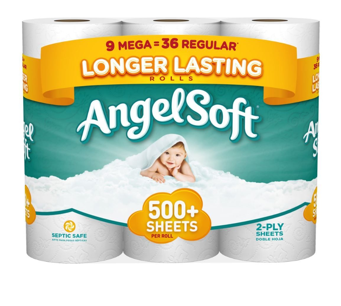 Angel soft coupon matchup
