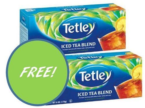 Tetley tea coupons canada 2018