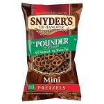 Snyder's Of Hanover Pretzels $1.50 Each at Winn Dixie! ~ Starts Wednesday!