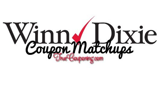 Winn Dixie Coupon Matchups 8/3 – 8/9