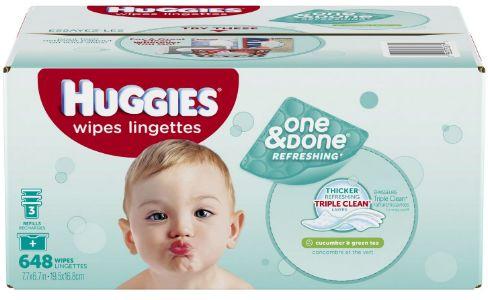 huggies baby wipes 5-26