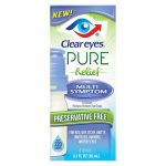 Clear Eyes Pure Relief Eye Drops $1.99 Each (Reg. $10) at Target!