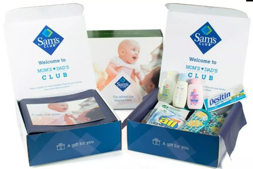 FREE Baby Samples Sam's Club