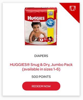 FREE Huggies Diapers