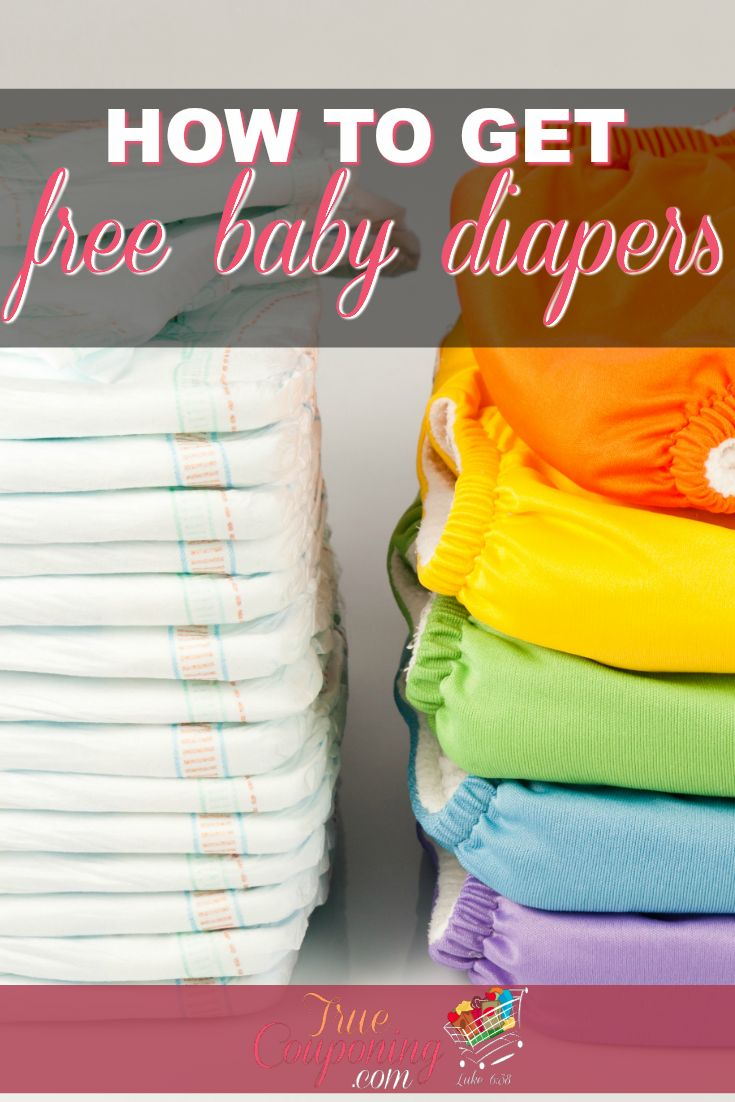 How To Get Free Baby Diapers! | Learn how to get free baby diapers!
