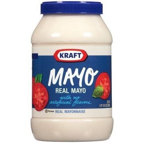 ... now we can get a jar of Kraft Mayonnaise for only $2.17 each! Boom