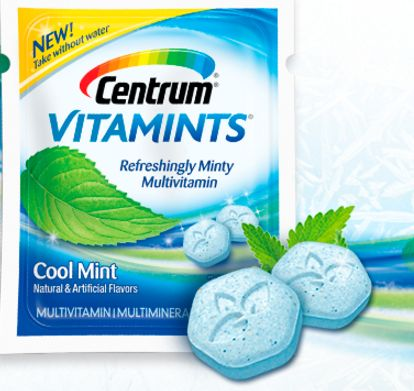 FREE Centrum Vitamints!