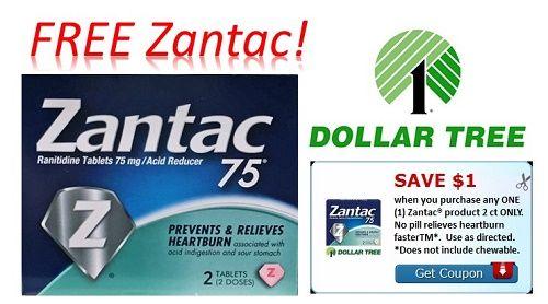 Zantac Coupon Free