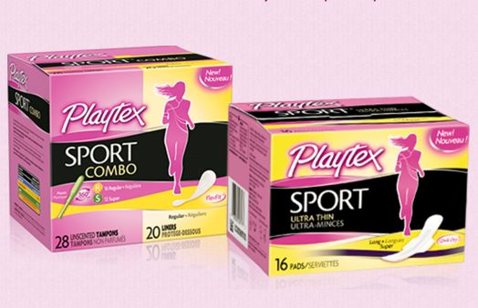 FREE Playtex Sport Products!