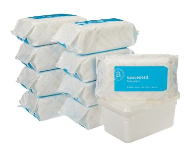 amazon element baby wipes 7-26
