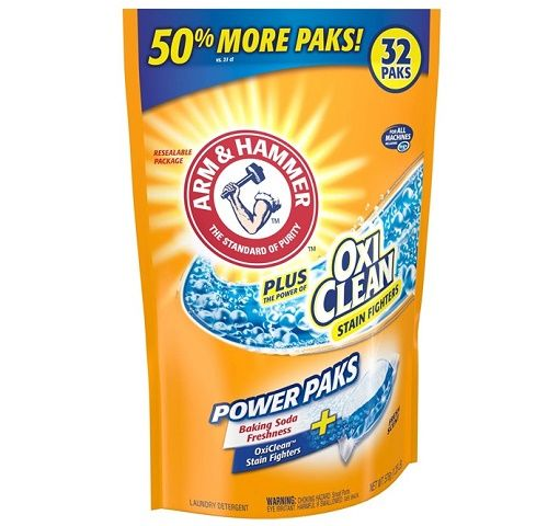 Arm and hammer detergent coupon august 2018