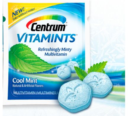 FREE Centrum Vitamints PLUS $4 Coupon!