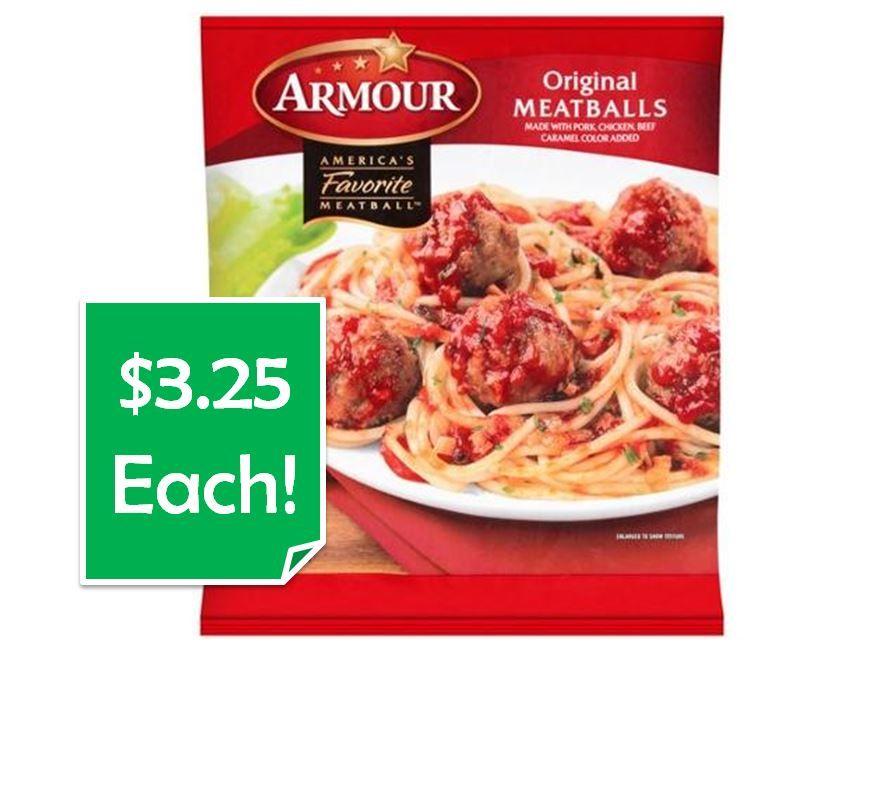 Armour meatballs coupons printable 2018