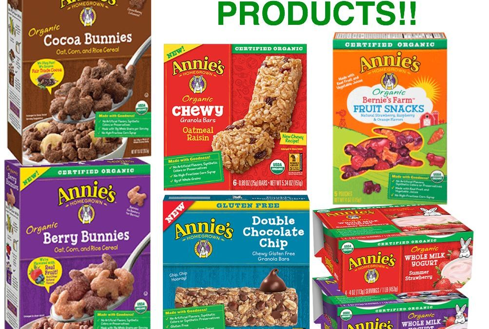 Fox Deal of the Week! FREE Annie's Homegrown Organic Product Up To $6.87!! {NO Coupon To Cut!}