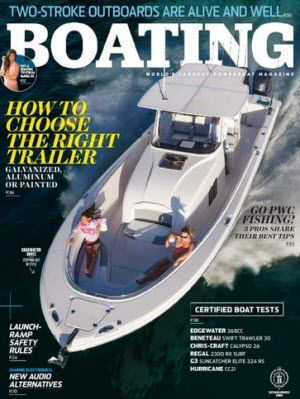 FREE One Year Subscription to Boating Magazine! {$40 Value}