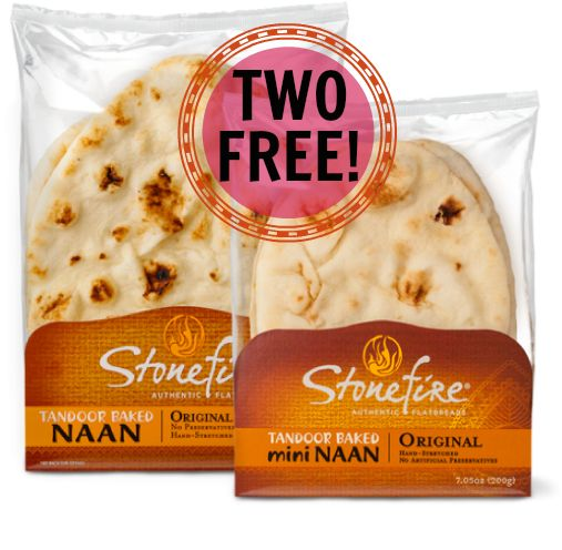 Fox Deal of the Week! TWO FREE Flatbreads!! {Only One Coupon!}