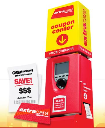 cvs extracare coupon center