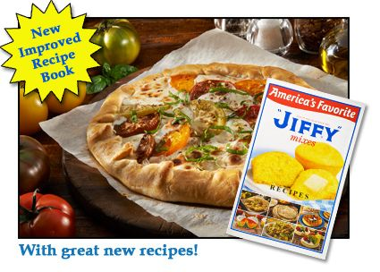 FREE Jiffy Mix Cookbook!