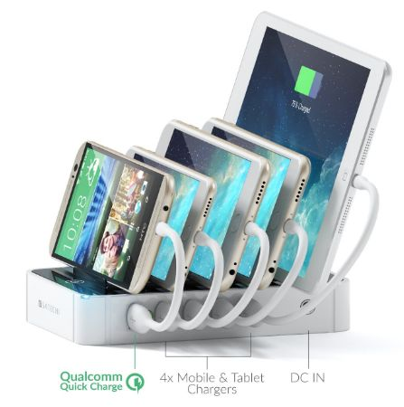 multi-charger stand 8-27