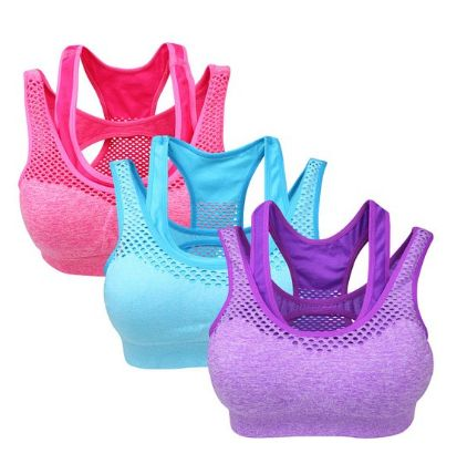 Great Deal on Sports Bras for Our Sports-Lovin' Girls!
