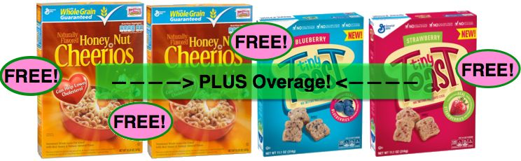 Fox Deal of the Week! Learn How To Get Paid To Buy Cereal at Publix!!