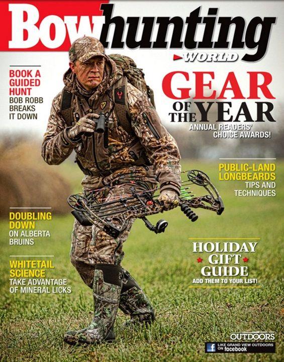 FREE bowhunting world magazine