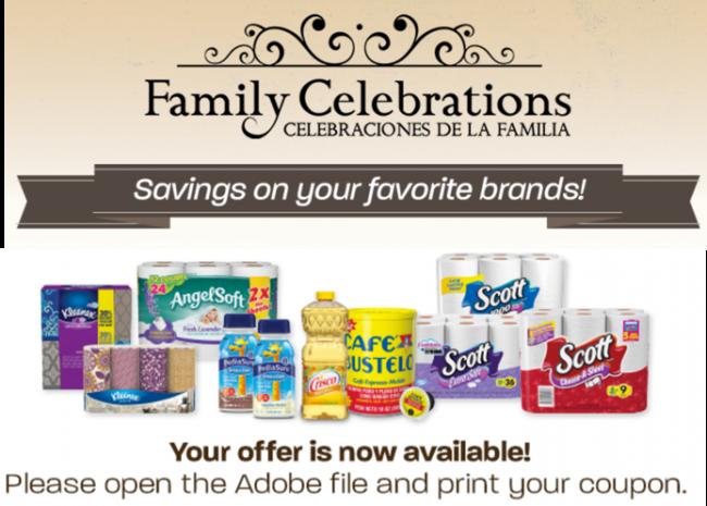 Publix supermarket coupons