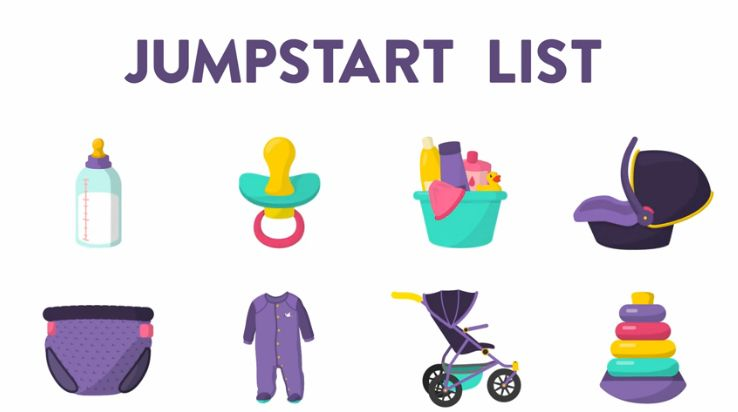 Let Amazon Baby Registry Give You a Jumpstart on What You'll Need!