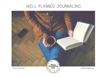 FREE Bible Study Journaling Pages!