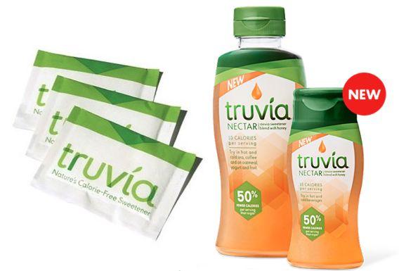 FREE Truvia & Truvia Nectar!