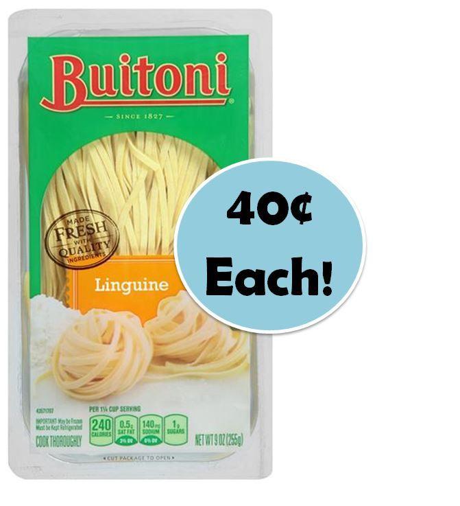 Buitoni pasta coupon 2018