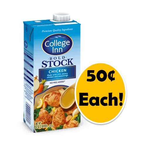 College inn chicken broth coupons 2018