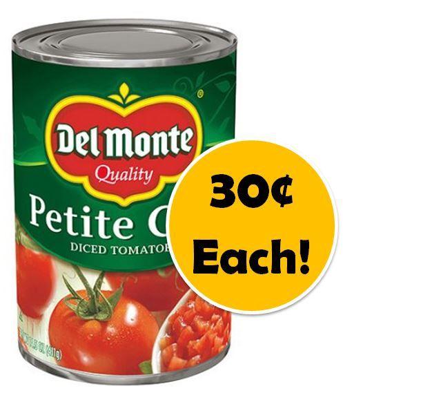 Del monte tomato coupons