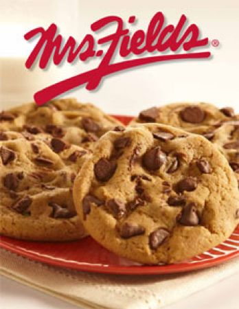 FREE Mrs. Fields Cookie & Coupon!