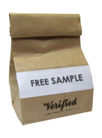 FREE Verified Gourmet Coffee!