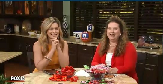{Video Replay} Fox 13 Savings Segment ~ My FOUR (4!) Best Tips for Saving on Halloween Candy!