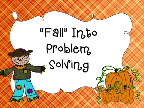 FREE Fall Problem Solving Printables!
