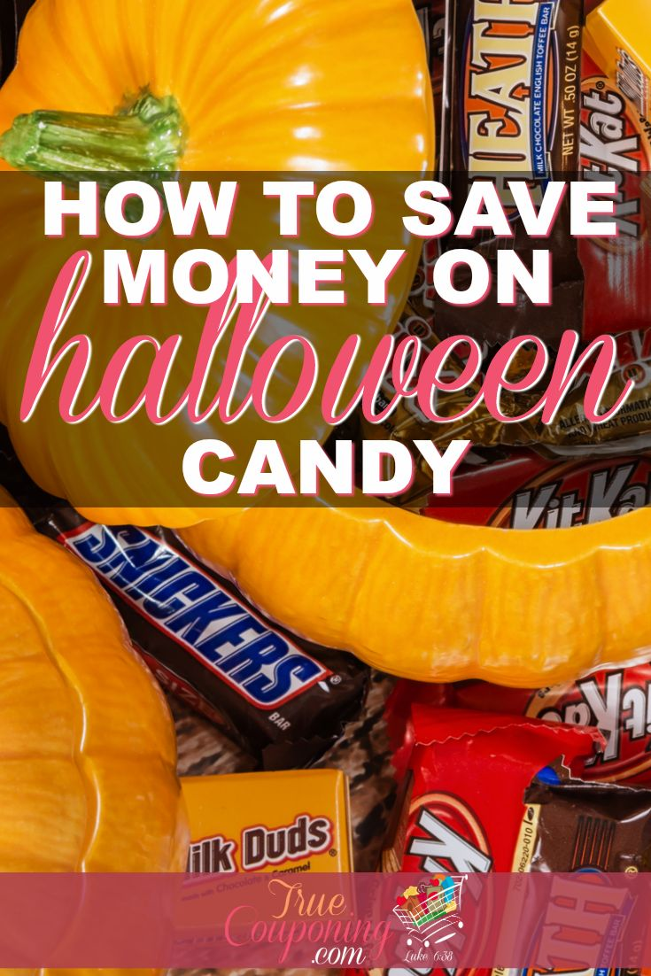 If you want to be generous with every witch, superhero and little pumpkin that comes to your door, then you better make sure you get the most for your money!| Save Money Halloween Candy | How To Save Money On Halloween Candy