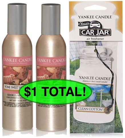 Yankee Candle Deal Scenario 3