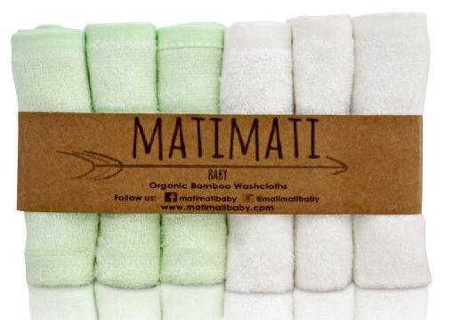 baby washcloths 10-25