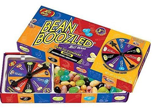 bean boozled jelly bean game 10-18