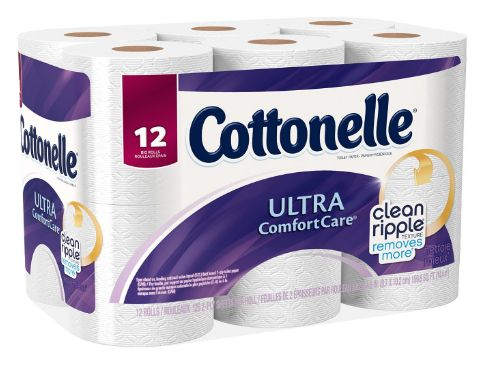 cottonelle ultra comfort care 10-25