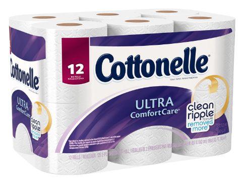 cottonelle ultra comfort care 10-25