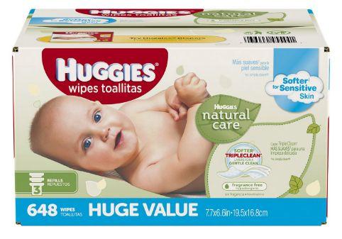 huggies wipes natural care 10-26